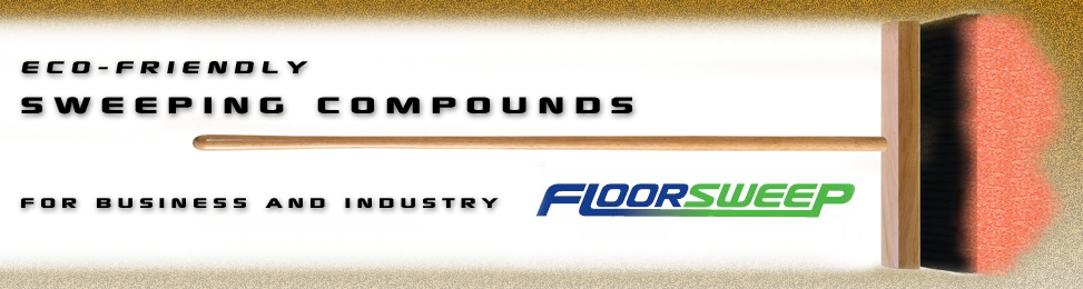 Distributors: Floor Sweeping Compound manufactured